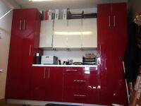 Great Condition, Modern IKEA Cabinetry FOR SALE