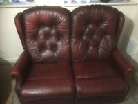 2 Seater lazy boy Recliner