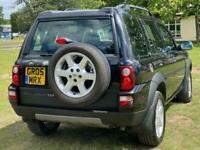 2005 Land Rover Freelander 2.0 TD4 HSE 5dr