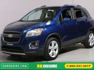 2015 Chevrolet Trax LTZ MAGS BLUETOOTH CUIR CAMERA RECUL