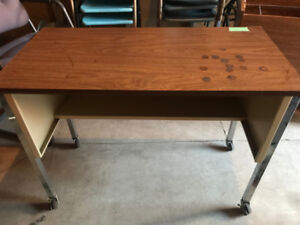 Mobile Desk In Excellent Condition! Call Us Today!