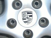 4 mags Porsche