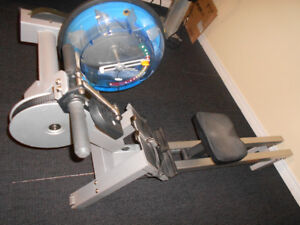 Rowing Machine-Water Rower:First Degree S500 Fluid Rower