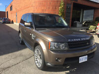 2011 Land Rover Range Sport HSE***LUXURY PACKAGE SUV, Crossover