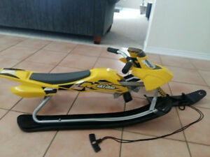 Ski-Doo GT Snow Racer - Barely Used