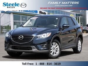 2016 Mazda CX-5 GS  (Unlimited KM Warranty)