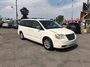 Chrysler Town - Country TOURING-SWIVEL AND GO-CUIR-DVD-CAMERA 20