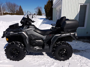 Can-am outlander max xt 800R 2015