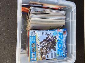 Motorbike Manuals & mags
