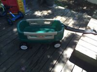 Chariot Little Tikes Wagon