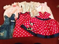 Girls clothes 0 to 3 months