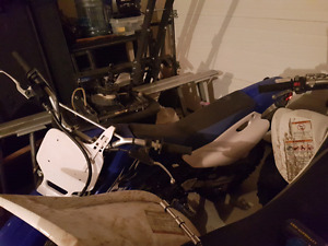 2008 ttr 125cc yamaha
