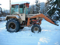 1030 CASE tractor