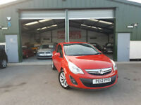 2012 Vauxhall/Opel Corsa 1.0i ecoFLEX TIMING CHAIN DONE AND SERIVCE Px Welcome