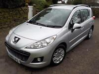 Peugeot 207 SW 1.6HDi 92 2012MY Active, 07583332244