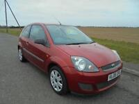 Ford Fiesta 1.25 Style Climate Hatchback 3 Door