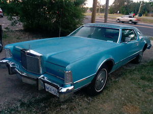 1976 Lincoln Mark 4 3500 OBO