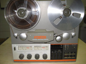 FOSTEX A-2 tape recorder made in Japan