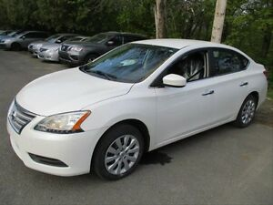 Nissan Sentra 4dr Sdn S AUTOMATIQUE AIR  2013