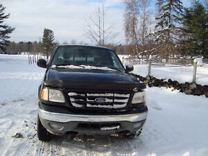 2004 Ford F150 SuperCrew Camionnette