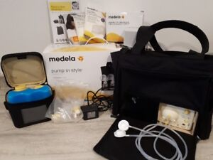 Brand new Medela Double Breast Pump for sale