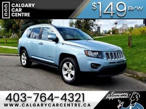 2014 Compass 4x4 $149B/W TEXT US FOR EASY FINANCING 587-317-4200