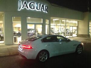 2017 Jaguar Other XE Sedan