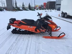 2015 Ski-Doo Renegade Backcountry X Rotax 800R E-TEC
