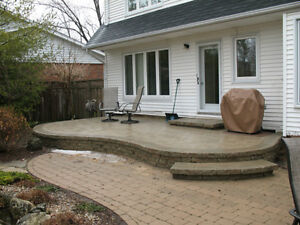 Free Estimates on Garden/Retaining Walls Sarnia Sarnia Area image 3