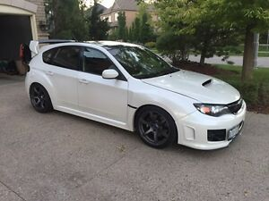 2011 STI - One of a kind