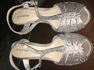 Women's Size 9 High heels and Wedges