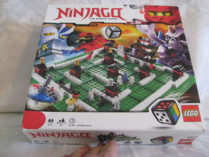 Lego Ninjago Board Game in Box