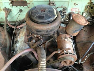 Photo Core 331 Hemi V8 Engine for 1951 Chrysler Imperial