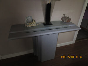 Divers articles tel que lampes, console avec table salon etc Gatineau Ottawa / Gatineau Area image 3