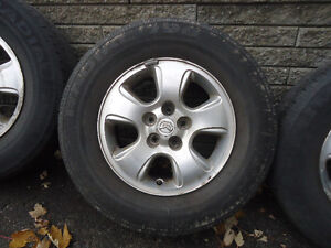 """Four Mags (4) 16"""" Mazda3"""