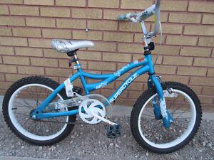 supercycle mountain bike tire size 18'.front grip brake London Ontario image 1