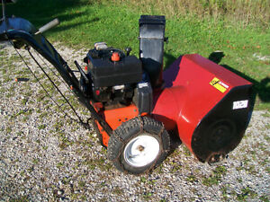 Snow Blower Repair and Service
