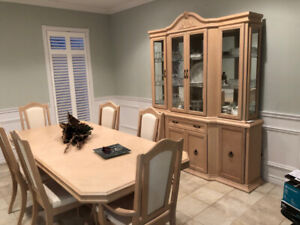 Buffet Hutch Buy Or Sell Dining Table Sets In Kitchener