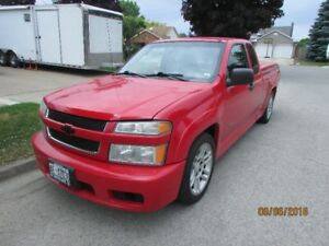 2005 CHEV COLORADO EXTD CAB  PICKUP
