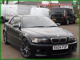 2004 (04) BMW M3 3.2 SMG Convertible