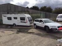 Caravan Elddis Affinity 574 2013