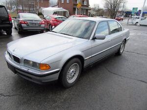 1997 BMW 7-Series 740 Berline