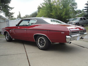 1969 Chevelle SS Supersport