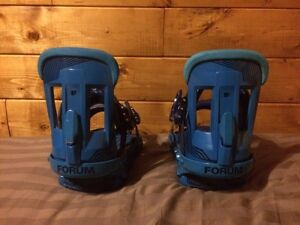 Forum snowboard bindings  Williams Lake Cariboo Area image 4