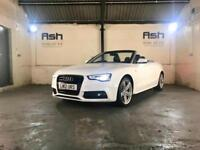 2012 Audi A5 S Line Cabriolet convertible 1.8 TFSI (170ps)