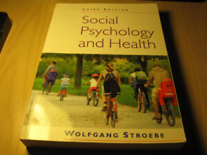 SOCIAL PSYCHOLOGY & HEALTH 3RD EDITION