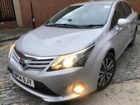 Toyota Avensis 2.2 Auto Diesel 2014 Icon Business Edition