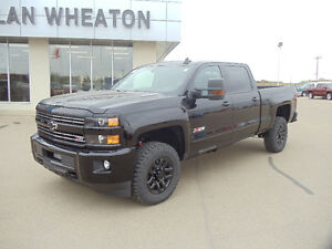 "2016 Silverado LT 2500 Diesel "" MIDNIGHT EDITION """