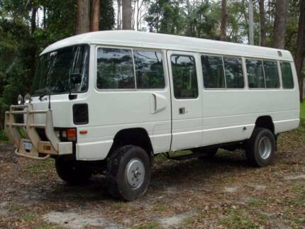 Looking for a Bus or Van to turn into Motorhome Paradise Point Gold Coast North Preview