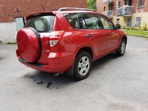 2011 Toyota RAV4 Sport 4 Cylinder